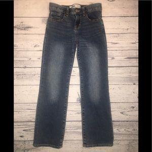 Boy's sz 10 Old Navy boot cut  jeans